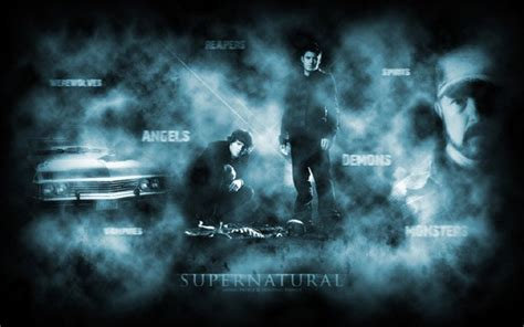 Supernatural Windows 7 Theme For Psychic