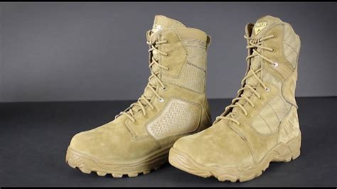 Condor Footwear Military Style Boots - YouTube