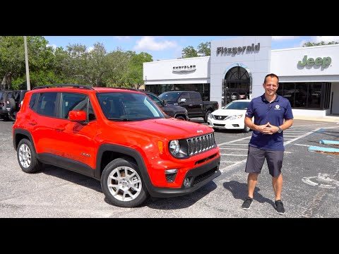 Jeep Renegade Trim Removal - YouTube