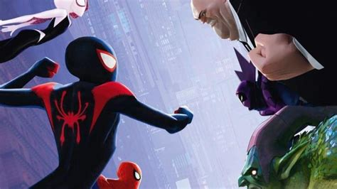 Who Are SPIDER-MAN: INTO THE SPIDER-VERSE's Villains