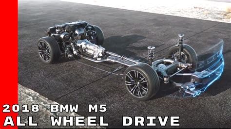 New 2018 BMW M5 xDrive All Wheel Drive System (AWD) - YouTube
