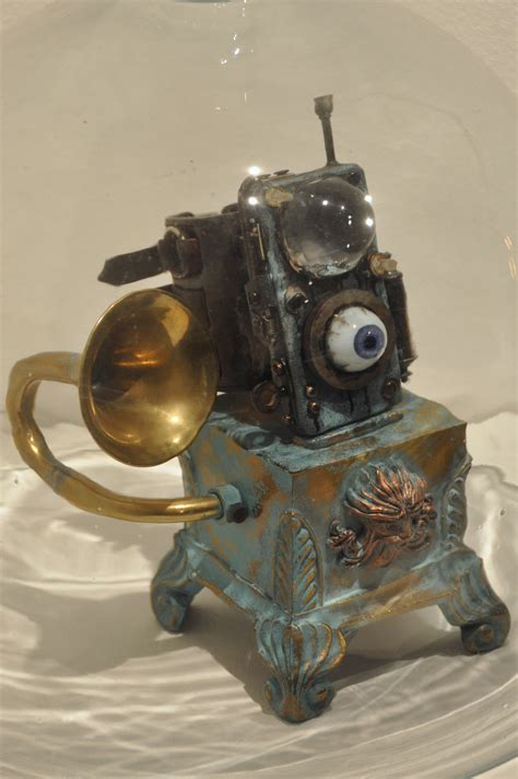 REJS: Photos: Oxford: Steampunk: exhibition at the Museum