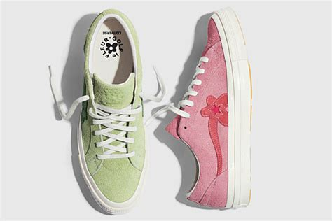 Tyler, The Creator and Converse Release Golf Le Fleur