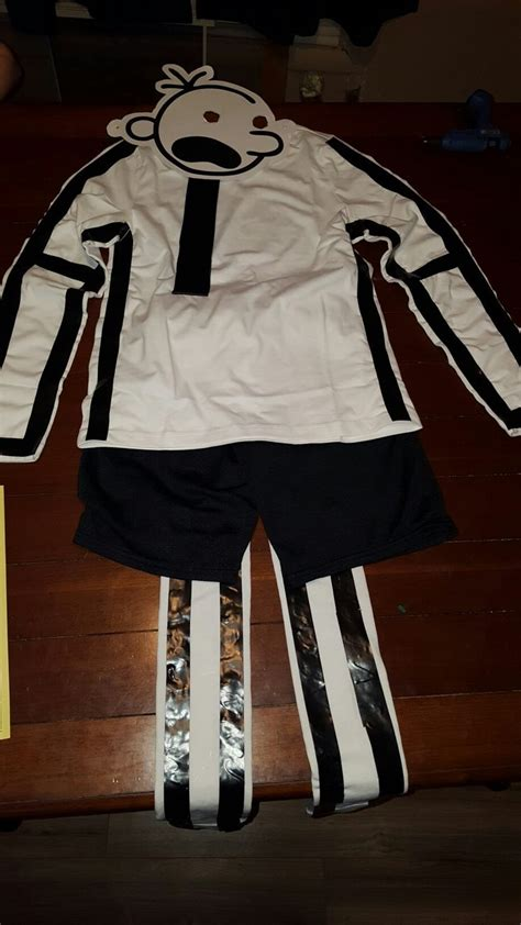 Diary of a wimpy kid DIY Dress like a book character day