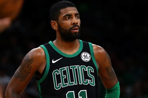 Kyrie Irving says 'f--k Thanksgiving' after Celtics loss