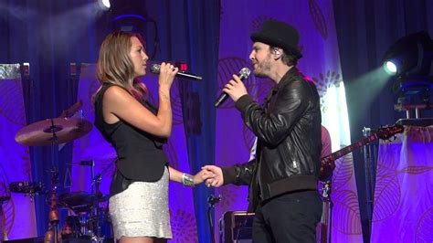 I Never Told You, Colbie Caillat with Gavin DeGraw