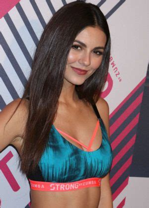 Victoria Justice – STRONG by Zumba Second Anniversary in
