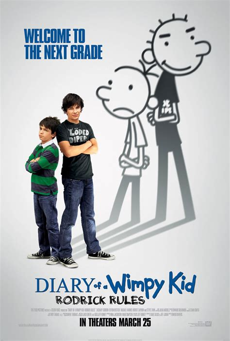 Diary of a Wimpy Kid Movies | Wimpy Kid