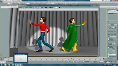 vray animation rendering tutorial - YouTube