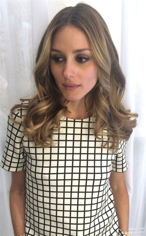 Olivia Palermo Gets Blond Highlights Before Her Wedding