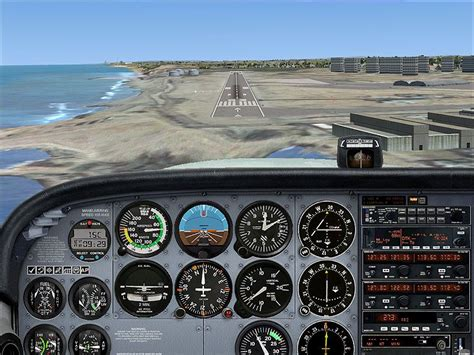 Panel And FDE For Default Cessna 172SP for FSX