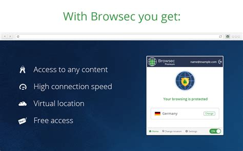 Browsec VPN – Add-ons for Firefox