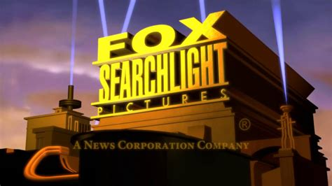 (FAKE) Fox Searchlight Pictures (1995) Animated Variant