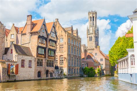 Bruges Belgium — Best Things To Do In The Belgian Canal City