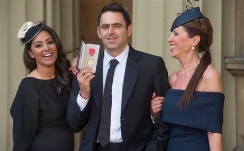 Actress Laila Rouass, wife of snooker star Ronnie O