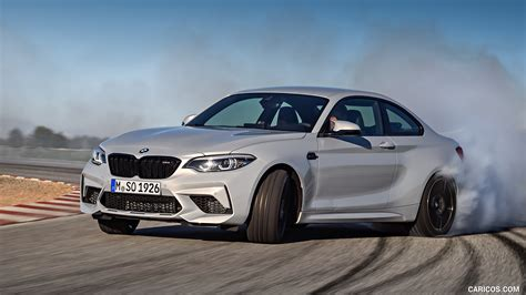 2018 BMW M2 Competition - Front Three-Quarter | HD
