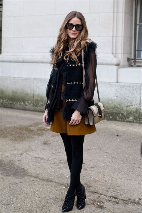 Photographic Evidence That Black Tights Can Make Literally
