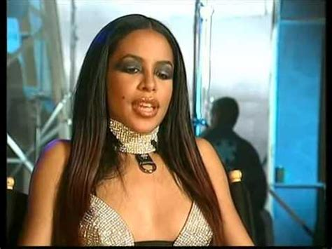 Aaliyah Try Again (Behind The Scenes) With Timbaland,Jet