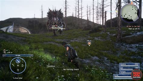 FFXV Monster Claw Locations