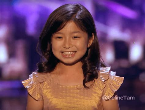 A 9-Year-Old from Hong Kong Earns Golden Buzzer on America