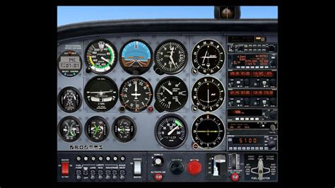 FSX cessna 172 for proffesionals - YouTube